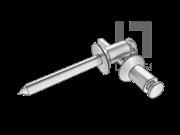 GB/T 12617-1990 开口型沉头抽芯铆钉