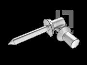 GB/T 12616-1990 120°封闭型沉头抽芯铆钉