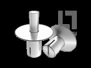 GB/T 15855.2-1995 120°沉头击芯铆钉