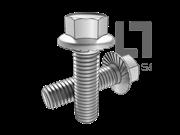 QC/T 340-1999 带齿六角法兰螺栓