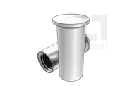 GB/T 902.4-2010 短周期电弧螺柱焊用焊接螺母柱(IS型深内螺纹螺柱)