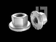 GB/T 13681.2-2010 焊接六角法兰面螺母