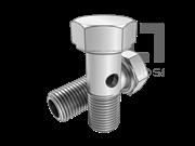 Q 818-1999 卡套式铰接六角螺栓
