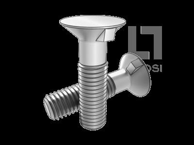GB 11 沉頭帶榫螺栓
