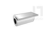 JIS B2808-1995 轻型卷制弹性圆柱销(奥氏体不锈钢)