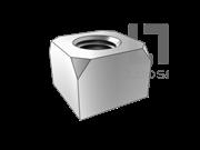 ASME/ANSI B18.10-3-2006 轨道用厚四方螺母 表3
