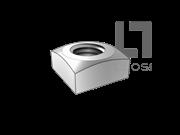 ASME/ANSI B18.10-3-2006 轨道螺栓螺母 表3