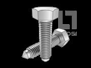 CNS 4655-1978 B型六角头短柱锥形端固定螺钉