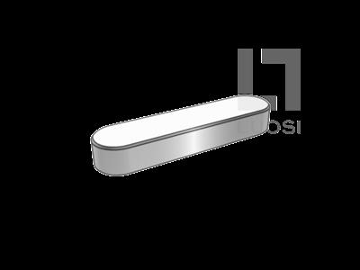 GB 1096 A型矩形平键