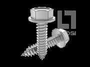 DIN 6928-1990 六角头带介自攻螺钉C型