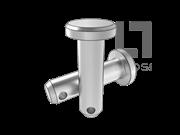 ISO 2341-1986 销轴(B型)