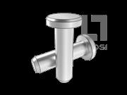 DIN 1444-1974 销轴(A型 无孔)