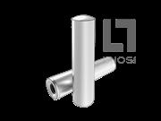ISO 8736-1986 不淬硬内螺纹圆锥销(A型)